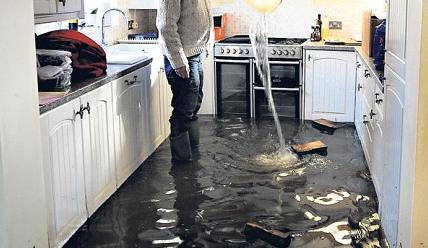 Inundação - Desentupimento